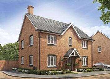 Thumbnail 4 bed detached house for sale in Coalport Road, Broseley, Shropshire.