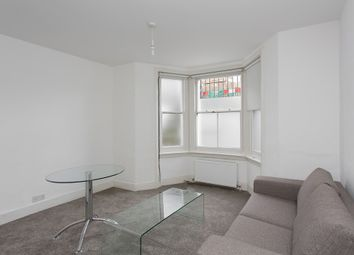Thumbnail 1 bed flat to rent in Seagrave Road, London