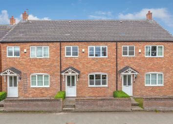 Thumbnail 3 bed terraced house for sale in Rodney Crescent, Crew Green, Shrewsbury