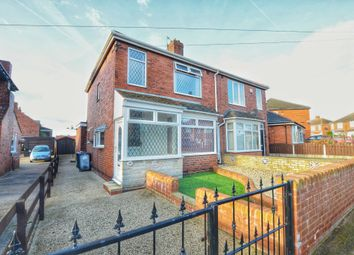 Thumbnail 2 bed semi-detached house for sale in Warner Avenue, Barnsley