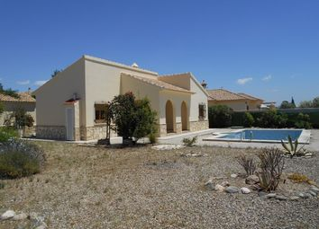 Thumbnail 2 bed detached house for sale in Arboleas, Andalusia, Spain