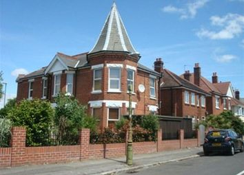Thumbnail 1 bed flat to rent in Gerald Road, Winton, Bournemouth
