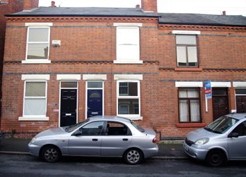 Thumbnail 2 bed terraced house to rent in Ewart Road, Forest Fields, Nottingham