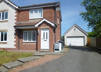 Thumbnail 2 bed semi-detached house for sale in West Drive, Heathhall, Dumfries