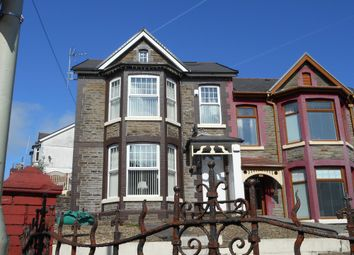 Thumbnail 5 bed semi-detached house for sale in Berw Road, Tonypandy