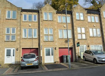 Thumbnail 3 bed town house for sale in Chancel Court, Longwood, Huddersfield
