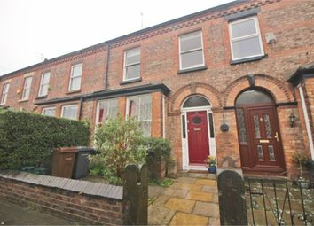 Thumbnail 3 bed terraced house for sale in Shaftesbury Road, Crosby, Merseyside
