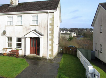 Thumbnail 3 bed semi-detached house for sale in 2 Glencrow Heights, Moville, P0A8