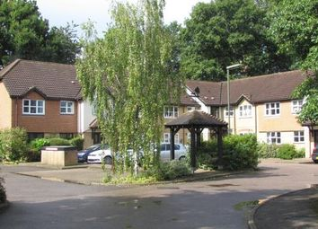 Thumbnail 2 bed flat for sale in The Woodlands, Horley, Surrey