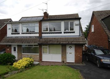 Thumbnail 3 bed semi-detached house to rent in Lily Hill Street, Manchester