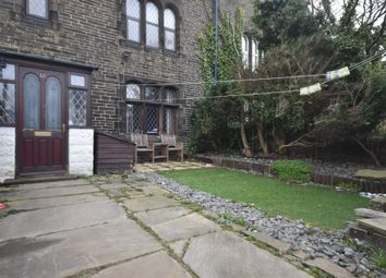 Thumbnail 2 bed end terrace house for sale in Vale Grove, Queensbury, Bradford