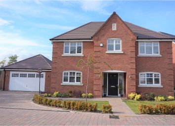 Thumbnail 4 bed detached house for sale in Puddlestone Close, Astwood Bank