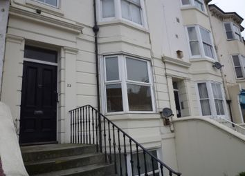 Thumbnail 1 bed flat to rent in Chatham Place, Brighton