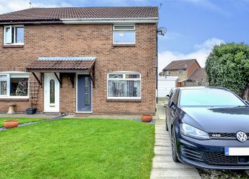 Thumbnail 3 bed semi-detached house for sale in Overdale Close, Long Eaton, Nottingham