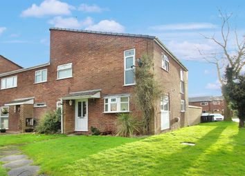 Thumbnail 3 bed end terrace house for sale in Priory Road, Wolston, Coventry
