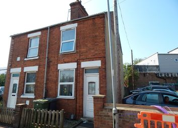 Thumbnail 2 bedroom semi-detached house for sale in 1 Alma Road, Peterborough, Cambridgeshire