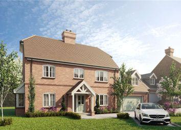 Thumbnail 4 bedroom detached house for sale in Dunleys Hill, Odiham, Hook