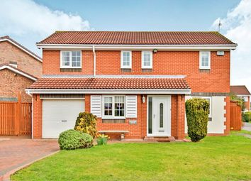 Thumbnail 3 bed detached house for sale in Brackenbeds Close, Pelton, Chester Le Street