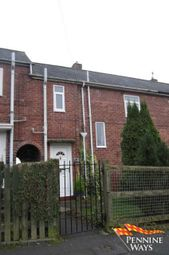 Thumbnail 2 bed terraced house for sale in Fell View, Haltwhistle, Northumberland