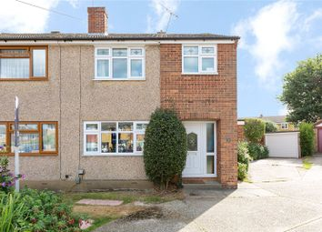 Thumbnail 3 bed semi-detached house for sale in Magnolia Close, Chelmsford, Essex
