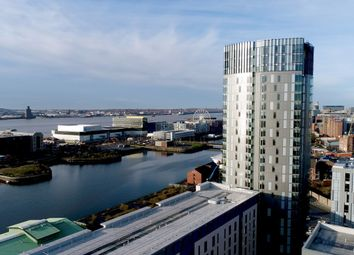 Thumbnail Studio for sale in X1 The Tower, 19 Plaza Boulevard, Liverpool