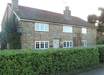 4 bed detached house for sale in Hilgay Road, West Dereham, King's Lynn PE33