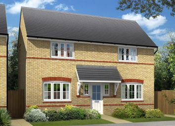 "Thumbnail 3 bed detached house for sale in ""Dartmouth1"" at Ponds Court Business, Genesis Way, Consett"