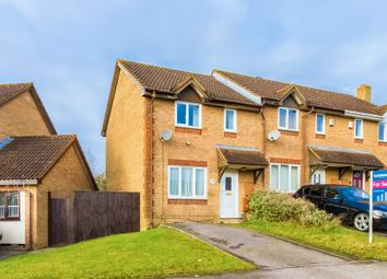 Thumbnail 2 bed terraced house for sale in Orrin Close, Swindon, Wiltshire