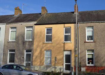 Thumbnail 3 bed property to rent in Elliston Terrace, Carmarthen