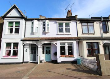 Thumbnail 4 bed terraced house for sale in Woodfield Road, Leigh-On-Sea