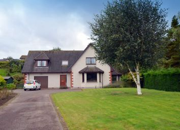 Thumbnail 3 bed detached house for sale in 21 Lochloy Crescent, Nairn