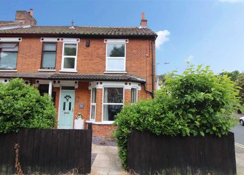 Thumbnail 4 bedroom end terrace house for sale in St. Johns Road, Ipswich