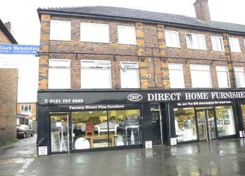 Thumbnail 2 bedroom flat to rent in Warwick Road, Tyseley, Birmingham