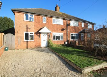 Thumbnail 4 bed semi-detached house for sale in Chiltern Close, Stone, Aylesbury, Buckinghamshire