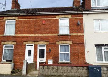 Thumbnail 2 bedroom terraced house for sale in Moredon Road, Moredon, Swindon