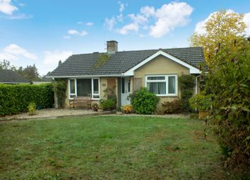 Thumbnail 2 bed detached bungalow for sale in Keble Close, Burford Road, Lechlade