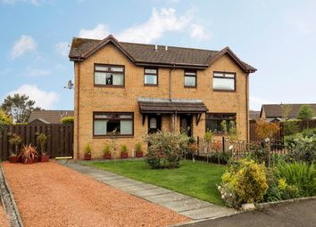 Thumbnail 3 bed semi-detached house for sale in Southfield Avenue, Mauchline