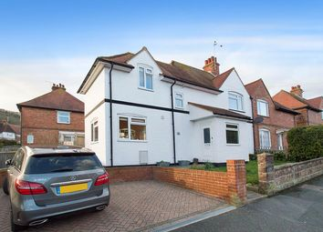 Thumbnail 3 bed semi-detached house for sale in Victoria Road, Eastbourne