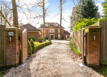 Thumbnail 6 bedroom detached house for sale in Ledborough Lane, Beaconsfield