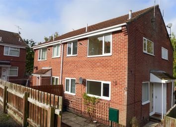 Thumbnail 1 bed link-detached house to rent in Chestnut Crescent, Catterick Garrison
