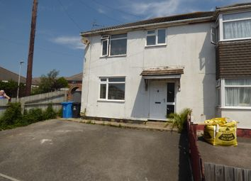 Thumbnail 3 bedroom semi-detached house to rent in Rosemary Road, Parkstone