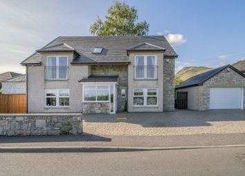 Thumbnail 5 bed detached house for sale in Craigleith, Menstrie