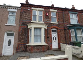 Thumbnail 3 bed terraced house for sale in Maple Street, Birkenhead