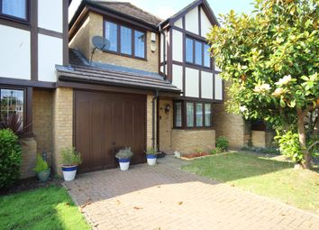4 bed link-detached house for sale in The Cygnets, Staines TW18