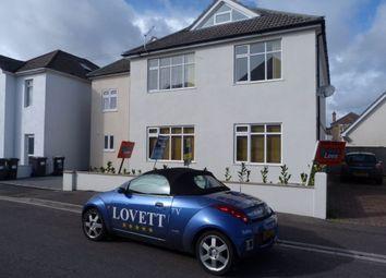 Thumbnail 1 bedroom flat to rent in Wickham Road, Pokesdown, Bournemouth, Dorset, United Kingdom