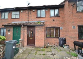 Thumbnail 1 bed terraced house for sale in Bishops Drive, Feltham