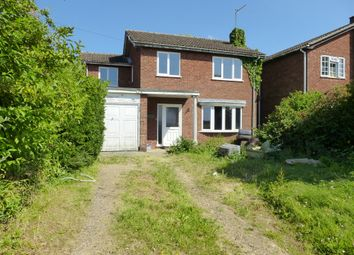 Thumbnail 4 bed detached house for sale in Ringers Lane, Leverington, Wisbech