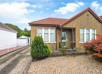 Thumbnail 3 bed semi-detached bungalow to rent in 12 Glenside Drive, Rutherglen, Glasgow