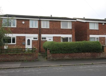 Thumbnail 3 bed semi-detached house for sale in Chequers Close, Pontefract, West Yorkshire