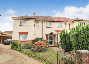 Thumbnail 3 bed semi-detached house for sale in Kelvin Gardens, Southall